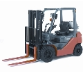 Where to rent FORKLIFT, STRAIGHT MAST 5000 in Butte MT