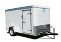 Where to rent TRAILER, ENCLOSED 12 X6 1575 in Butte MT