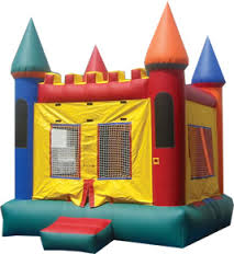 Where to find CASTLE, BOUNCE HOUSE in Butte