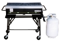 Where to rent GRILL BBQ PROPANE 36X22 in Butte MT