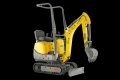 Where to rent EXCAVATOR, MINI 5 9  2200 in Butte MT